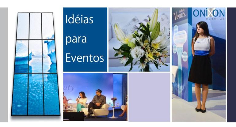 Idéias para Eventos